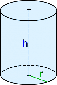 объем цилиндра калькулятор онлайн